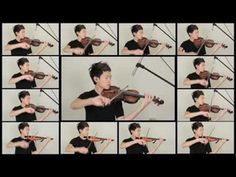 On the subject of instrumental covers of popular television shows... Here is Game of Thrones theme on Violin
