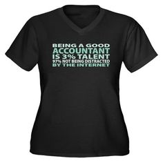 Shop Good Librarian Women's Plus Size V-Neck Dark T-Shirt designed by Three Percent. Lots of different size and color combinations to choose from. Best Chiropractor, Accounting Humor, College Problems, Librarian Style, Job Info, Create Shirts, Plus Size T Shirts, Work Humor, Historian