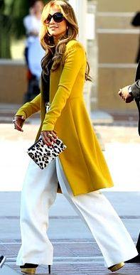 That coat! Those pants! That bag! The shoes!!