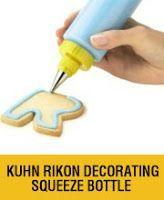 Kuhn Rikon Decorating Squeeze Bottle