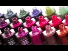 Avon Nail Studio: Color Play Nails Gel manis are ALL the rage right now! Skip the chichi salon and get a shiny and fresh gel-like mani without the UV light.