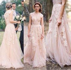 pink wedding dresses blush pink weddings wedding dress designers