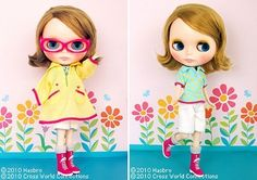 Takara Tomy Neo Blythe Doll Nicky