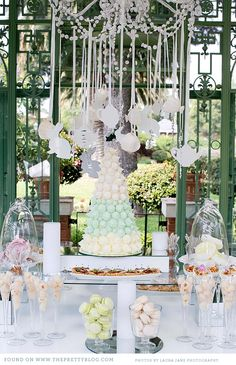 Easter High Tea Ideas | {Be Inspired, Events} | The Pretty Blog