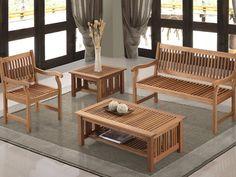 Móveis fabricados com madeira de florestas plantada! Produtos que oferecem beleza e qualidade ao mesmo tempo em que são amigos da natureza.