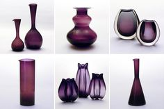 1950s Scandinavian Glass#0098 - Collections - Obsessionistas - collectors & their collections