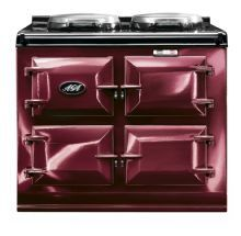 Cool color for an Aga cooker (or any stove)