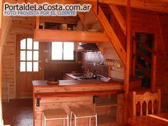 Dueño alquila - Chalet tipo Cabaña - Costa Chica - Buenos Aires