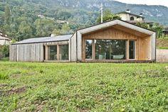 Casa Passiva, Bione, 2013 - estudoquarto_studiostanza