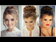 FANTASY BRIDAL HAIRSTYLES || FANTASY WEDDING HAIRSTYLES || BEST BRIDAL HAIRSTYLES - YouTube