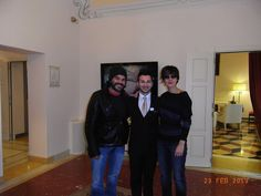 Francesco Renga e Ambra Angiolini guest at the Golden Tower Hotel #Florence #Tuscany #Italy