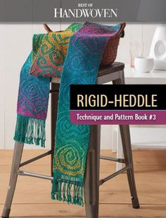 Drooling over the projects in this new weaving eBook from Handwoven! Rigid heddle weavers, get excited--this one's for you. Check it out here!