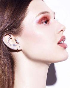 Ear Makeup ❣ Makeup by Violette_fr ❤️