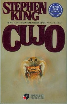 STEPHEN KING ONLY: CUJO - 1981
