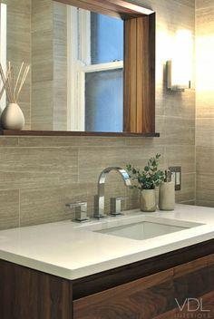 VDL Interiors - bathroom remodel
