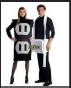 Disfraz de pareja