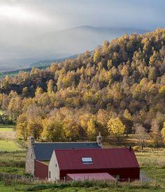 Schottische Zurückhaltung - Moxon Architects' Anbau in den Highlands