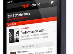TED(x) app