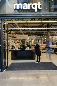 Marqt Gelderlandplein - Standard Studio. Architect en ontwerper Amsterdam.
