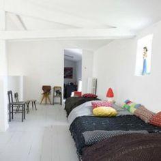 plus de 1000 id es propos de dortoir enfants sur pinterest lit superpos banquettes et. Black Bedroom Furniture Sets. Home Design Ideas