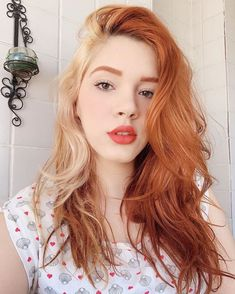 Multicolored Hair, Beautiful Hair Color, Auburn Hair, Aesthetic Hair, Dye My Hair, Grunge Hair, Bad Hair, Pretty Hairstyles, Hair Looks