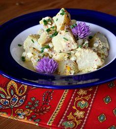 Potato Salad with Ch