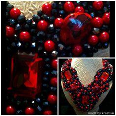 #necklace #statement #handmade #fashion
