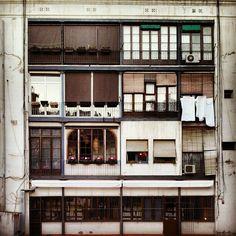 #pati #eixample #alçat #facade #arquitectura #barcelona #architecture | por Luis Garcia Quinteiro