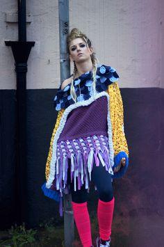 Jumper 3 Chloe Woodgate Knitwear Graduate Collection