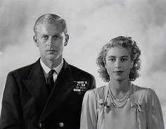 Princess Elizabeth,Prince Philip, Duke of Edinburgh
