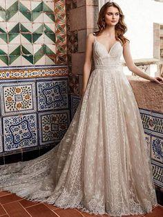 Cheap Wedding Dress, Dream Wedding Dresses, Bridal Dresses, Wedding Gowns, Bridesmaid Dresses, Lace Wedding, Garden Wedding, Elegant Wedding, Bridal Collection