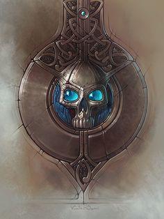 http://www.deviantart.com/art/skull-440788228