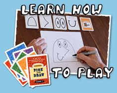 Learn how to play Pick and Draw!