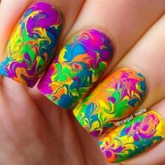 Spater nails