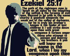 Ezekiel 25:17 by ChronicRick.deviantart.com on @deviantART