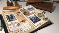 "Travel Journal "" Netherlands "" Traveler's Notebook - Traveler's Company"