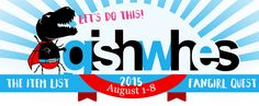 The Complete GISHWHES 2015 Item List – Fangirl Quest