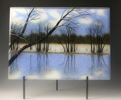 Fused Glass — J David Norton Glass Wall Art, Fused Glass Art, Stained Glass Art, Mosaic Glass, Dichroic Glass, Broken Glass Art, Shattered Glass, Melting Glass, Glass Fusing Projects