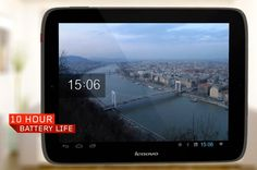 Lenovo's IdeaTab S2109... they  quietly launched a YouTube video for its 9.7-inch 1,024 x 768 slate over the weekend. this Android 4.0 device comes in an 8.9mm-thick, gunmetal-finish unibody shell that packs a 1.3-megapixel front camera (yet no back camera), microSD slot, micro-HDMI, micro-USB and 10 hours worth of battery juice. Alas, no info on the specific TI OMAP chipset, nor when or where this quad-SRS-speaker tablet will hit the market. Video here... http://engt.co/HQZOWX