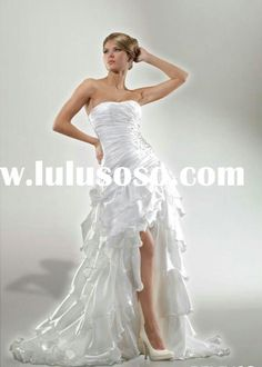 wedding dress short in the front long in the back google search