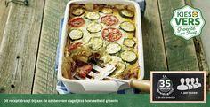 Recept voor Courgette lasagna #Lidl #Courgette