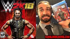 WWE Superstar Seth Rollins announced he will be the cover athlete forWWE 2K18 in an appearance Monday onSportsCenter! Rollins will be making his first appearance on the cover of the game, which w…
