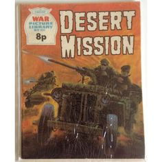 War Comic Picture Library #1051 Action Adventure Fleetway £2.00