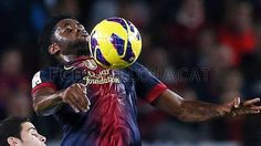 Alexandre Song #FCBarcelona #Song #25
