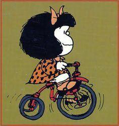 En triciclo