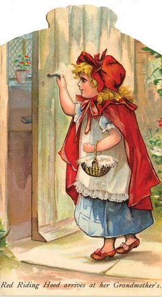 """Little Red Riding Hood 
