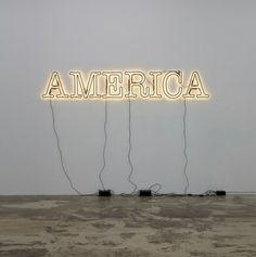 glenn ligon america