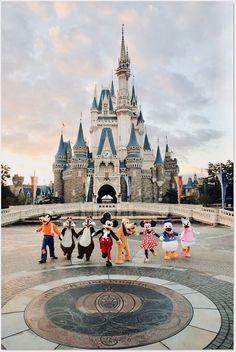 Welcome to Walt Disney World. Come and enjoy the magic of Walt Disney World Resort in Orlando, FL. Plan your family vacation and create memories for a lifetime. Disney World Fotos, Disney World Resorts, Disney Parks, Disney World Castle, Disney World Pictures, Disney Trips, Disney Disney, Disney Worlds, Walt Disney Paris