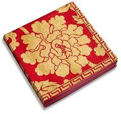 red chinese peony lu