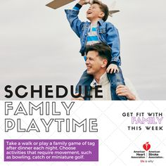 Get fit with family!